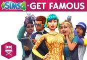 The Sims 4 + Get Famous DLC Bundle Origin CD Key