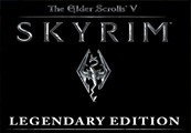 The Elder Scrolls V: Skyrim Legendary Edition EU (without DE, CH, NO, FI, RS, HR) Clé Steam