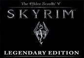 The Elder Scrolls V: Skyrim Legendary Edition RU VPN Required Steam CD Key