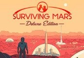 Surviving Mars Deluxe Edition Steam CD Key