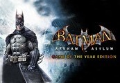 Batman: Arkham Asylum GOTY Edition Steam CD Key
