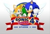 Sonic the Hedgehog 4 Episode 2 Steam Gift