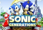Sonic Generations Steam Gift