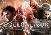 SOULCALIBUR VI Deluxe Edition EU Steam CD Key