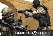 Counter-Strike: Source RU VPN Required Steam CD Key