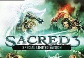 Sacred 3 Special Limited Edition Steam CD Key