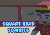 Square Head Zombies Steam CD Key