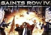 Saints Row IV: Game of the Century Edition Non-EU Steam CD Key