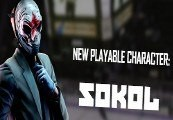 PAYDAY 2 - Sokol Character Pack DLC RU VPN Required Steam Gift