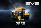 EVE Online 2860 Plex Card - Activation Code