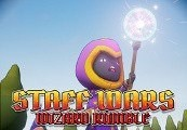Staff Wars: Wizard Rumble Steam CD Key