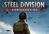 Steel Division: Normandy 44 RU VPN Required Steam CD Key