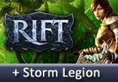 Rift + 30 Days Included + Storm Legion Expansion Pack Digital Download CD Key