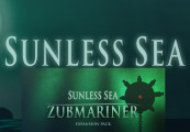 Sunless Sea + Zubmariner DLC GOG CD Key