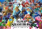 Super Smash Bros. Ultimate EU Nintendo Switch CD Key