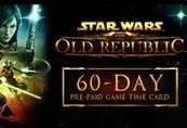 Star Wars: The Old Republic - Carte Prépayée 60 jours d'Accès Abonné