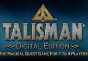 Talisman: Digital Edition + Season Pass Steam CD Key