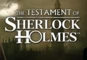 The Testament of Sherlock Holmes Steam CD Key
