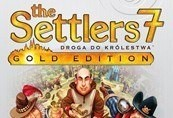 The Settlers 7: Paths to a Kingdom Gold Edition Uplay CD Key + Hero of the Kingdom Steam CD Key
