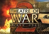 Theatre of War 2: Kursk 1943 + Battle for Caen DLC Steam CD Key