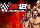 WWE 2K18 - NXT Generation Pack DLC Steam CD Key