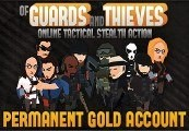 Of Guards And Thieves - Permanent Gold Account Steam Gift