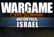 Wargame Red Dragon - Nation Pack: Israel DLC Steam Gift