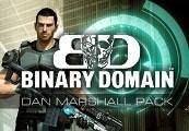 Binary Domain: Dan Marshall Pack DLC Steam Clé