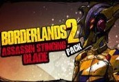 Borderlands 2: Assassin Stinging Blade Pack Steam Gift