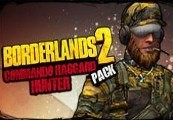 Borderlands 2: Commando Haggard Hunter Pack Steam Gift