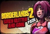 Borderlands 2: Siren Glitter and Gore Pack Steam CD Key
