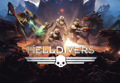 HELLDIVERS: Democracy Strikes Back Edition US PS3/PS Vita key