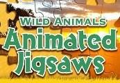 Wild Animals Animated Jigsaws Steam CD Key