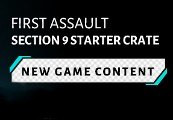 First Assault - Section 9 Starter Crate DLC Steam CD Key