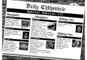 Daily Chthonicle: Editor's Edition Steam CD Key