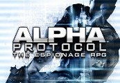 Alpha Protocol RU VPN Required Steam CD Key