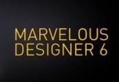 Marvelous Designer 6 Steam CD Key