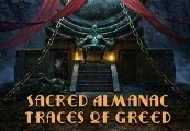 Sacred Almanac Traces of Greed Clé Steam