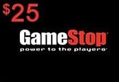 GameStop $25 US Gift Card