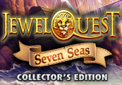 Jewel Quest Seven Seas Collectors Edition Steam CD Key