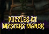 Puzzles At Mystery Manor Steam CD Key