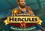 12 Labours of Hercules VI: Race for Olympus Steam CD Key