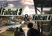 Fallout 3 GOTY + Fallout 4 Steam CD Key