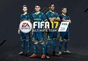 FIFA 17 - 5 FUT Gold Packs DLC Origin CD Key