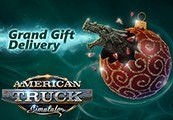 American Truck Simulator - Dragon XMAS Delivery Gift 2017 DLC Steam CD Key