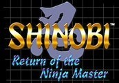 Shinobi III: Return of the Ninja Master RoW Steam CD Key