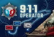 911 Operator Steam Gift