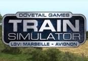 Train Simulator 2016 - LGV: Marseille-Avignon Route DLC Steam CD Key