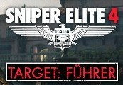 Sniper Elite 4 - Target Führer DLC Steam CD Key