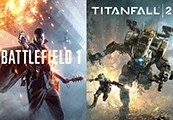 Battlefield 1 + Titanfall 2 Deluxe Bundle US PS4 CD Key